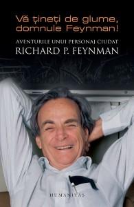 Va tineti de glume Feynman